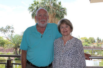 Larry and Connie Pope